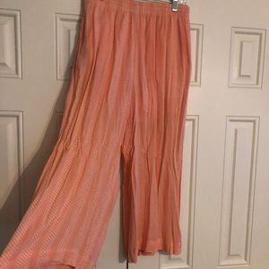Maeve Wide Leg Pants From Anthropologie